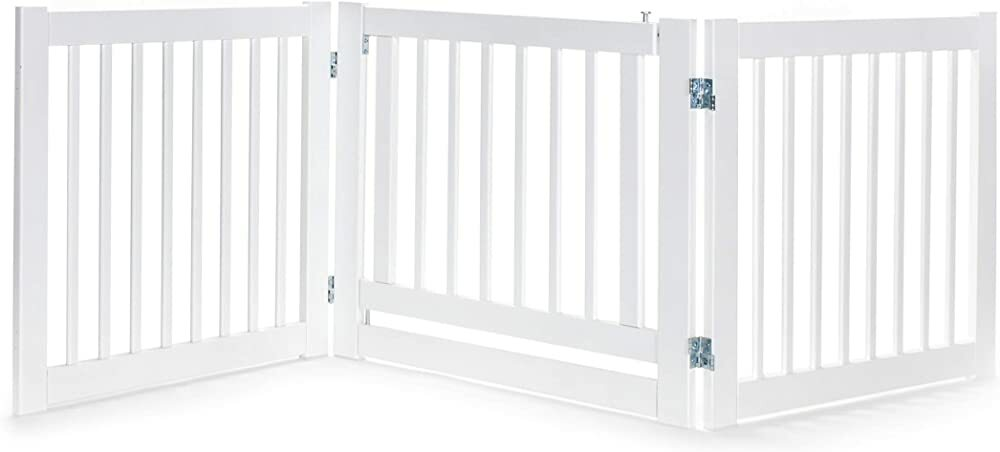 Primetime Petz 360˚ Configurable Pet Gate with Door  #gifts #giftideas #dog #cat #puppy #pets  #blackfriday #thanksgiving #cybermonday @amazon #amazon #primeday