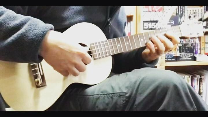 """""""I'll Wait"""" #intro #vanhalen #diverdown #ukulele #rip #edwardvanhalen #eddievanhalen #evh Watch #Instavideo:"""