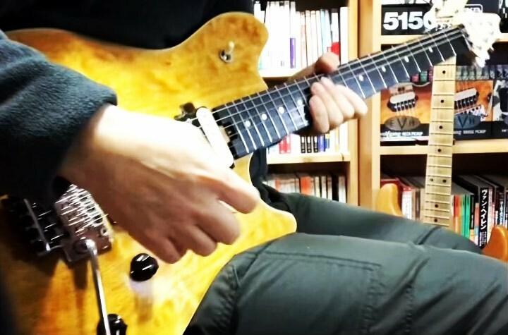 """""""I'll Wait"""" #vanhalen #diverdown #rip #edwardvanhalen #eddievanhalen #evh #guitar Watch #Instavideo:"""