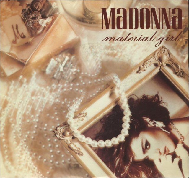 "36 years ago today, @Madonna released ""Material Girl.""  It served as the second 'Like A Virgin' single and achieved Top 10 status in 13 countries across the globe. The track is often credited with helping to establish Madonna's icon status and cementing her place in pop culture."