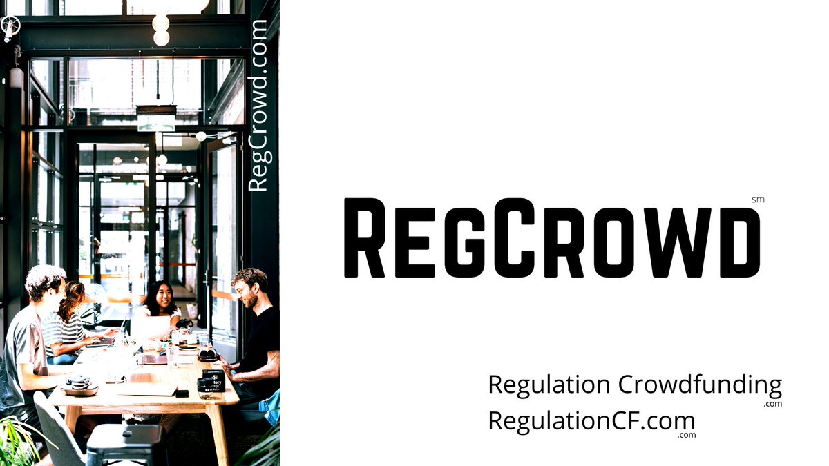 https://t.co/xlQeWqFZMh available acquisition, lease and joint #venture  #regcf #regulation #crowdfunding #regcrowd #startup #funding #equity #fintech #business #jumpstart #angel #seed #invest #kickstart #raise #curate #sec #brand #private #capital #crypto #token #blockchain #vc https://t.co/xda8yFpcUY