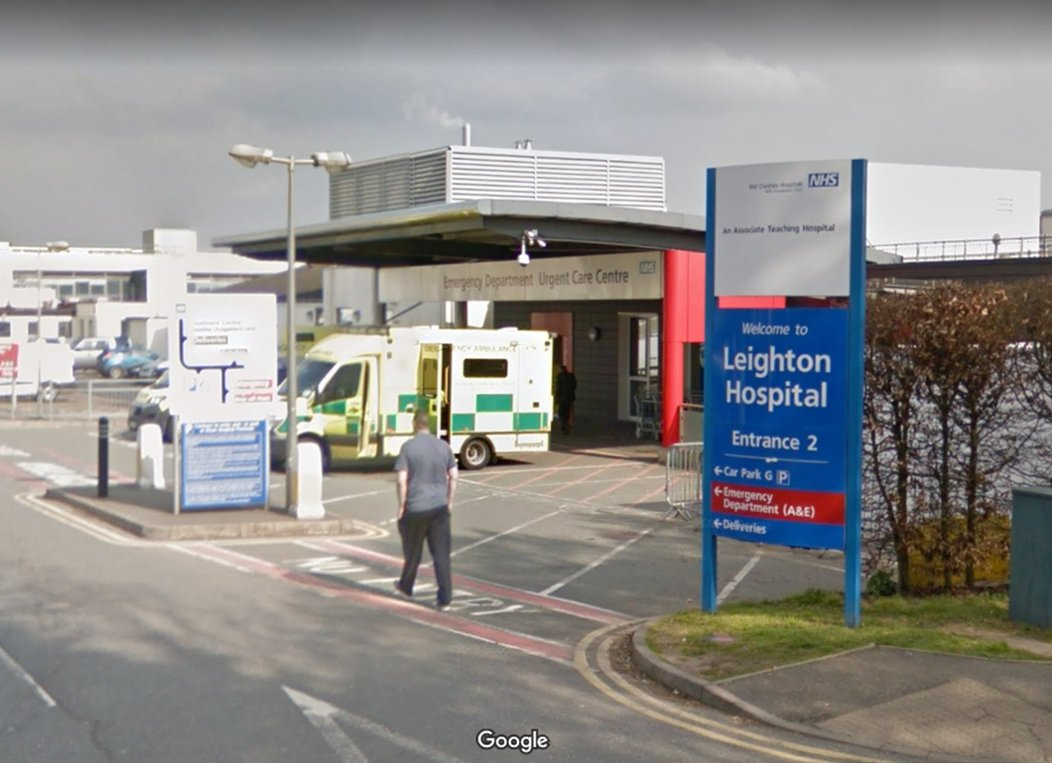 NEWS: The trust which runs Leighton Hospital in #Crewe is currently treating more patients for #coronavirus than ever before.  Data shows the @MidCheshireNHS had more than 200 patients on Tuesday - an increase of six on the previous week. https://t.co/yTfFLTAL9s