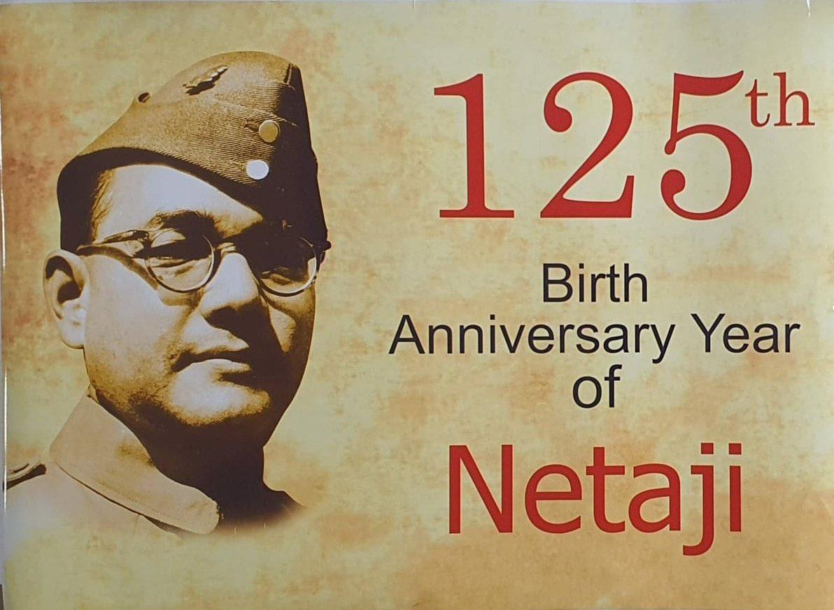 #FlyAI : To commemorate the 125th Birth Anniversary of  Netaji Subhash Chandra Bose, 3 of our aircraft, set to fly to Port Blair from Kolkata, Chennai & Delhi, had the Netaji's photo painted on the fuselage.  #NetajiSubhashChandraBose  Jai Hind!