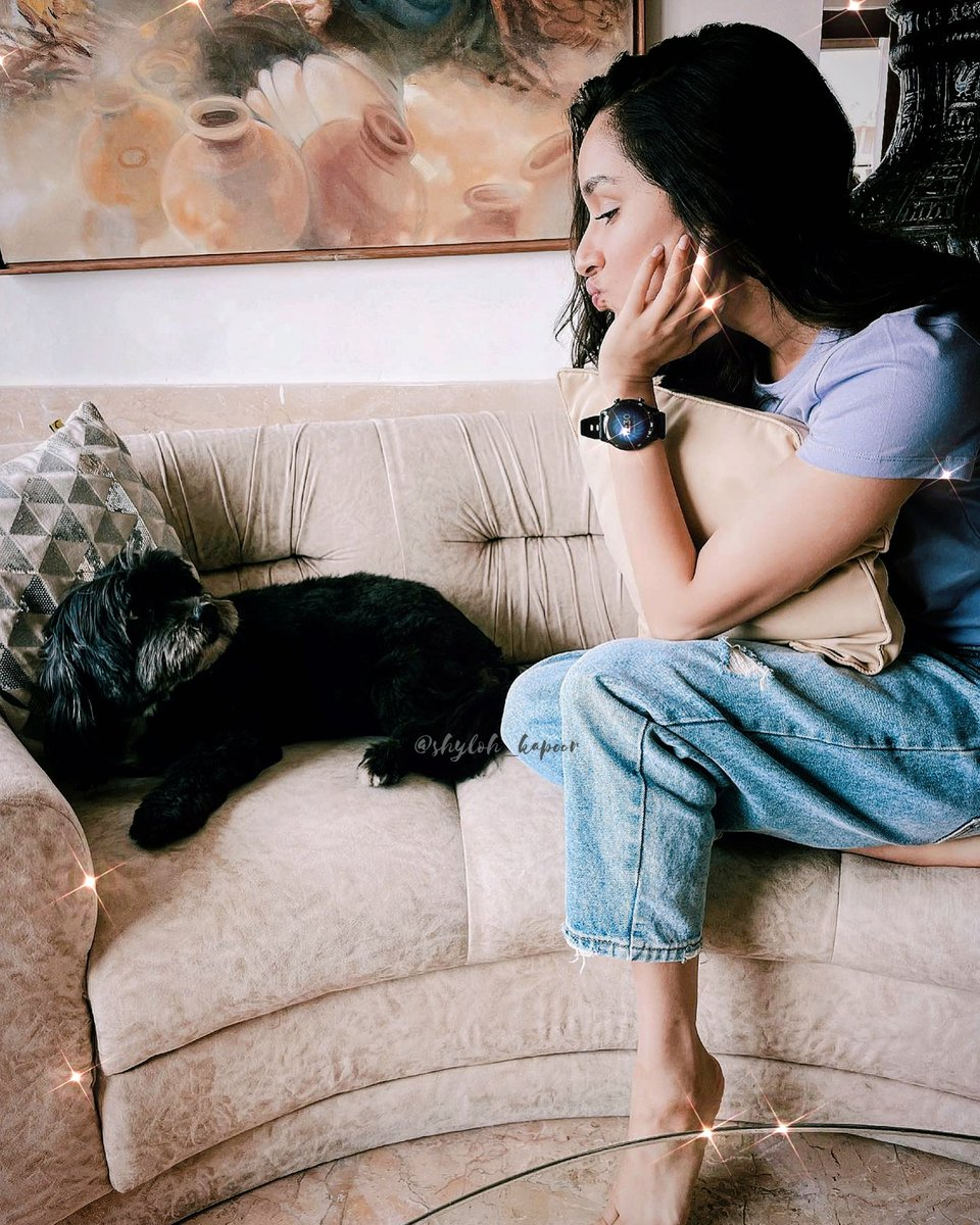 Your Brown eyes is driving me crazy 🥺🤪 ~ Shyloh  @shraddhakapoor @siddhanthkapoor  #shraddha  #shyloh #shylohkapoor #shylohbabu #tibeterrier #tibetanterrier #trending #dogs #dogsofinstagram #shraddhakapoor https://t.co/vubjBW2Ke1