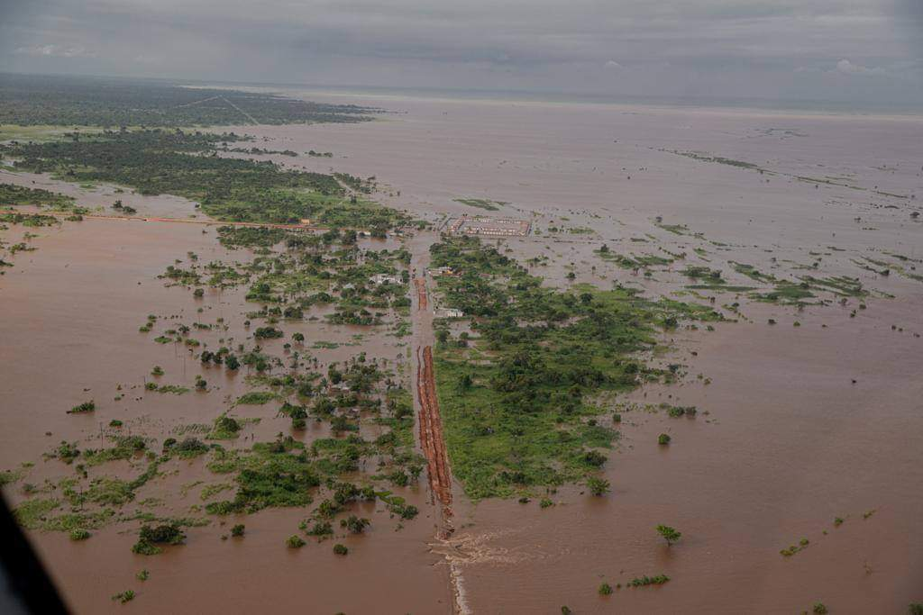 Storm #Eloise made landfall in Mozambique. Initial indication suggests Buzi & Nhamatanda of Sofala province with thousands of hectares flooded. #RC teams on the ground doing assesments. South Africa & Zimbabwe predicted to be affected in coming hours. @IFRCAfrica