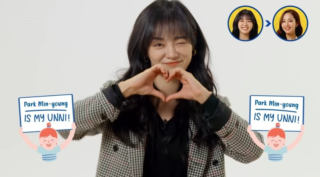 Sejeong loves Minyoung so much I kennat 😂😂😂 https://t.co/9bvsQFa6uE