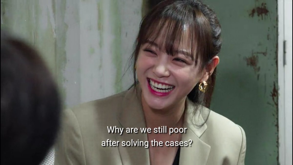 why does she look extra pretty in this episode 😭 im falling for sejeong really hard #BustedSeason3 https://t.co/3Cd6jwALsX