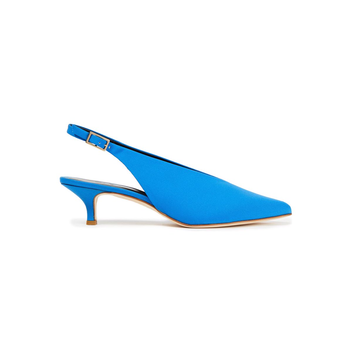 TIBI - Crepe slingback pumps - 59% off, was $748, now $306 https://t.co/Lo76lgfGns #tibi #shoes