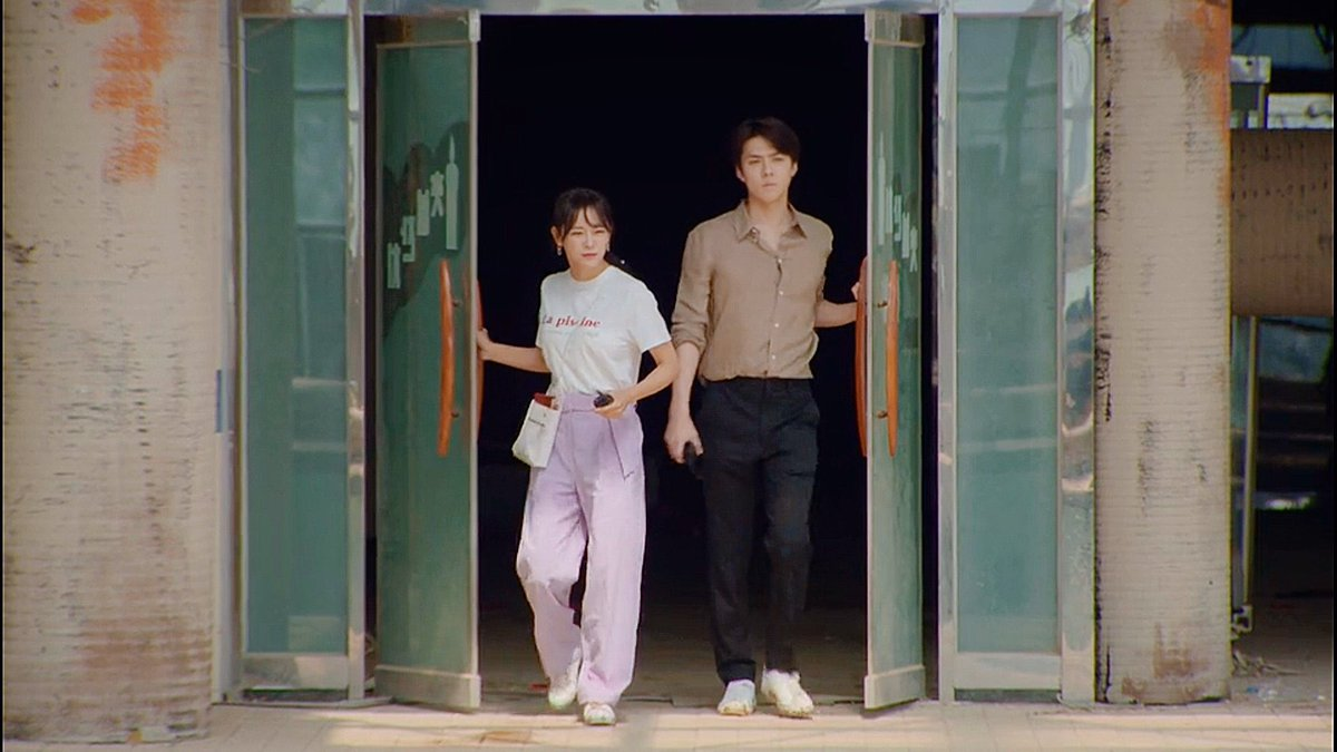 Save the best for the last🥺😍❤️ #Sejeong #Sehun #SeSe #BustedSeason3 https://t.co/44crZRgKfE