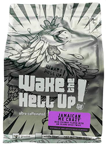 Wake The Hell Up! Blend Ground