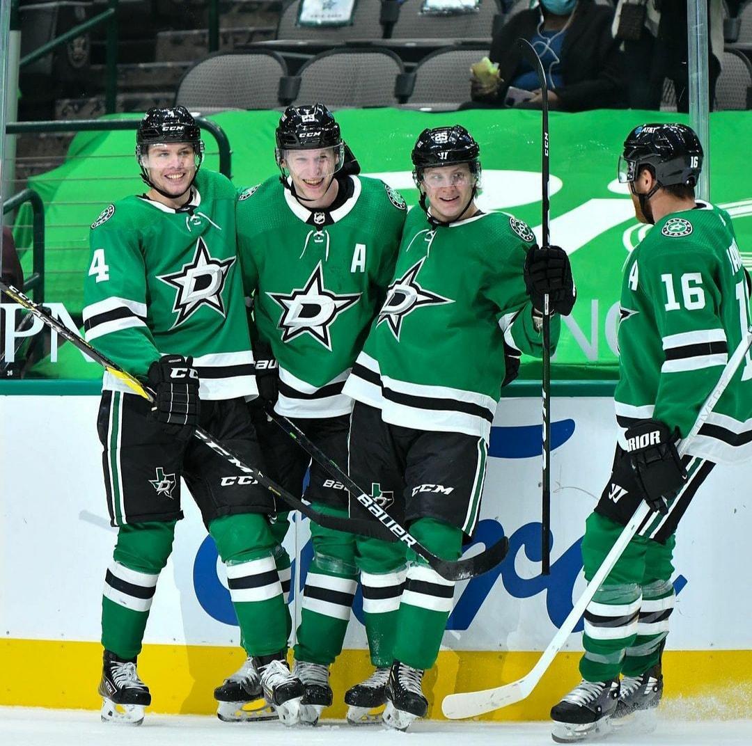 NHL SCORE: Nashville Predators 0-7 Dallas Stars #GoStars