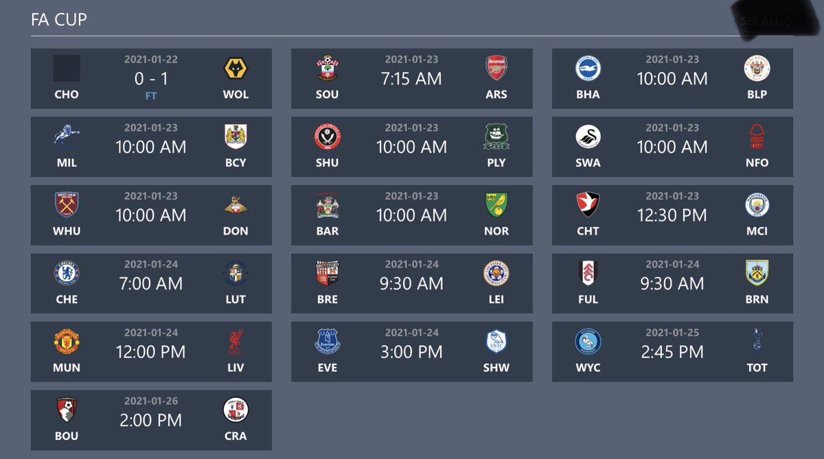 #FACUP #MSNsports