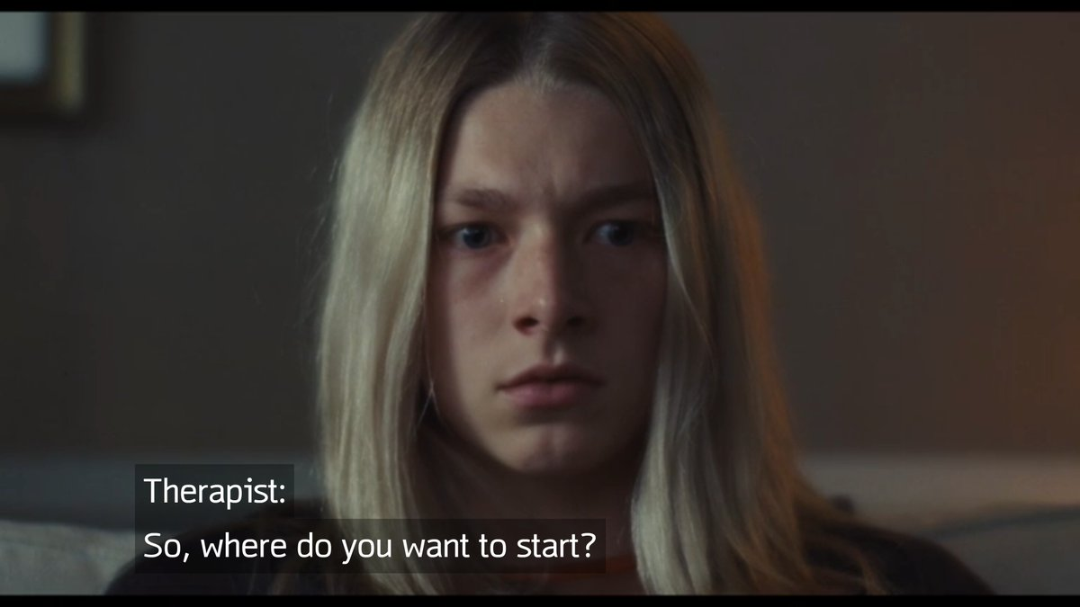 """Euphoria: Special Episode """"Part 2: Jules - Fuck Anyone Who's Not A Sea Blob"""" – Recap/ Review (with Spoilers)   #EUPHORIA  Like the Rue focused episode, Jules' will force you to reflect not only on the character's state but also on your own mental an..."""