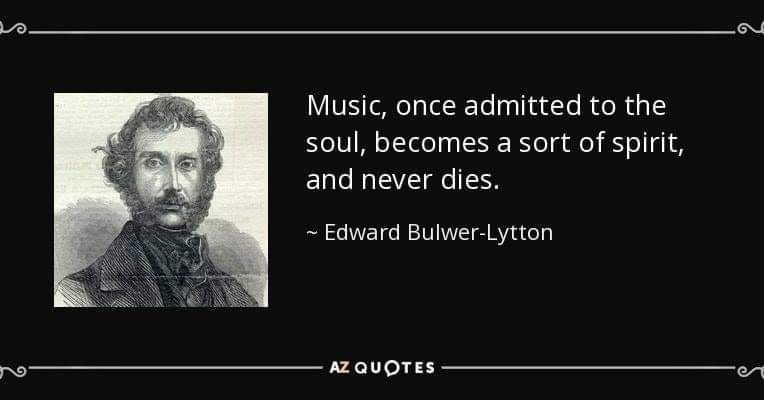 We see this with music from Mozart, Beethoven, ect. Like this quote. #guitar #guitarlessons #musicquotes