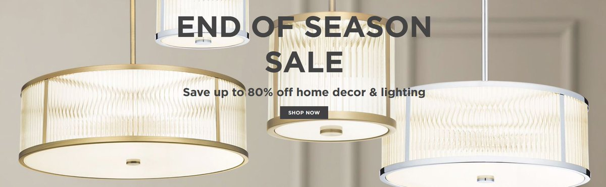 #ad   Up to 80% off lighting!   👉🏼   #home #homedecor #decor #deals #sale