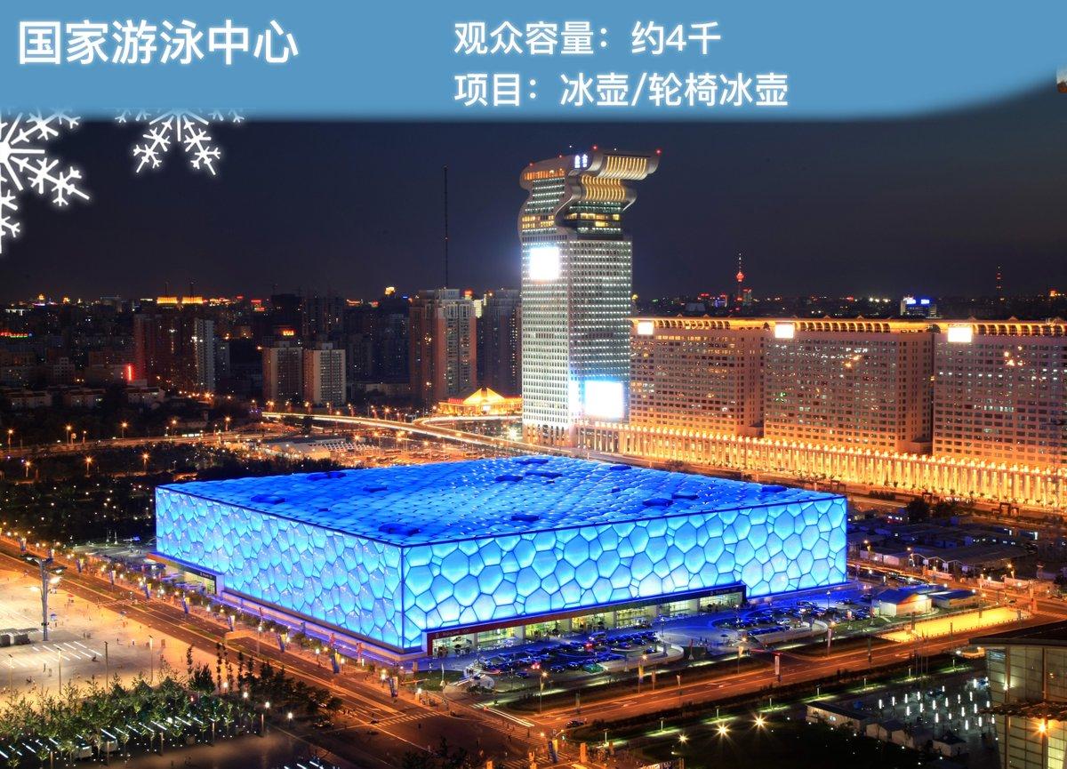 Beijing 2022 #Olympics will make full use of the legacy venues of Beijing 2008 in the spirit of Olympic Agenda 2020 https://t.co/aDE7NHKPgI