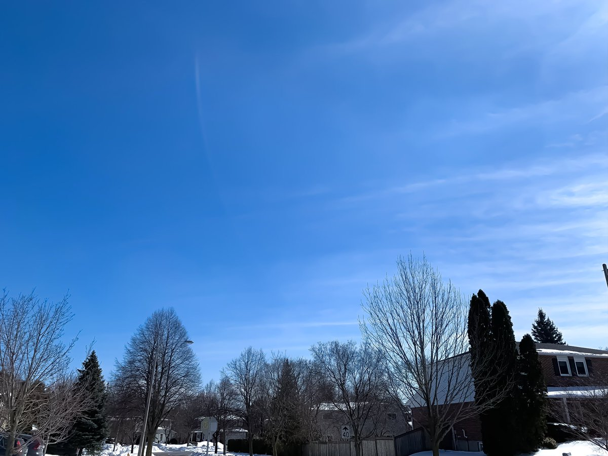 Beautiful sky in Toronto 🏞  #Toronto #beautifulview #sky #travelling #travelphotography #iPhone #Apple #shotoniphone #Ontario #Canada #photography #Photos #PhotoEditing #lightroom #lightroomcc #adobe   https://t.co/vjR5lKim5b https://t.co/bP5fpDRod8