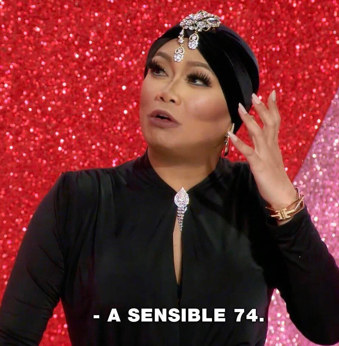 How many times have I re-watched the @denalifox vs @KahmoraHall lip sync? #DragRace