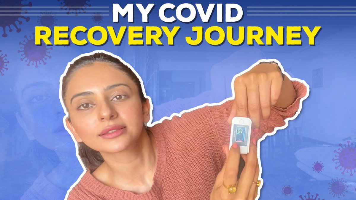 Check out my new YouTube video .. hope it helps the people suffering from Covid 😃 lots of love and good health to all ❤️