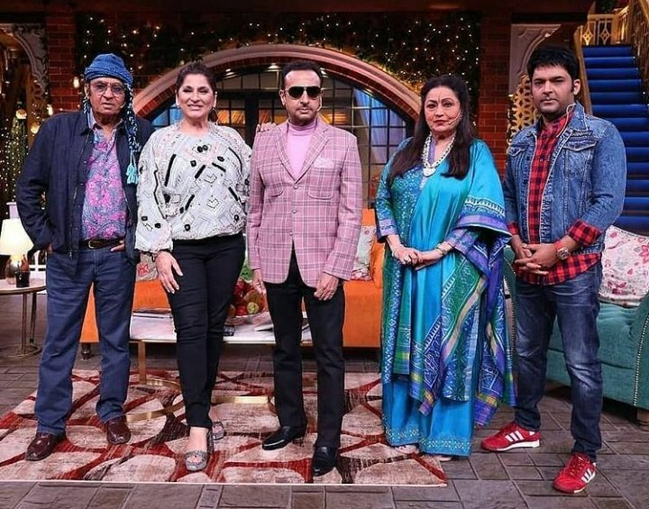 Don't forget to watch the Villain Special Episode with the one & only @GulshanGroverGG Ranjeet Ji & Bindu Ji! ❤️ Tonight at 9:30 PM only on @SonyTV 🔥😍 @KapilSharmaK9 #KapilSharma