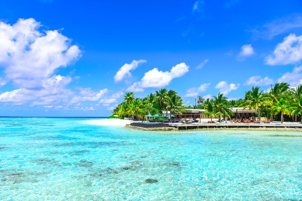 I don't know about you, but #Maldives is calling out my name! 😍😍 Is it on your bucket list?  #maldives #beach #beachplease #travel #ocean #sea #travelgram #travelgoals #bucketlist #adventure #outdoor