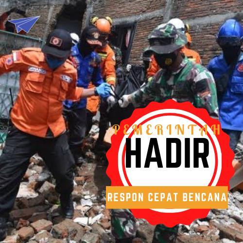 Respons cepat Presiden Jokowi turun langsung ke wilayah bencana, hingga perintahkan TNI, Polri, & stake holder kebencanaan membantu masyarakat.  #prayformerapi #prayforsemeru #PrayForSulbar #PrayforKalsel #PrayForManado #PrayForSumedang #prayforpuncak #JokowiResponsifBencanaAlam