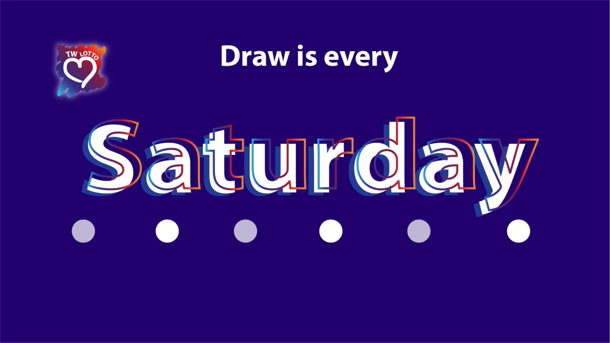 Losing track of what day it is? We know the feeling! A friendly reminder that it's Saturday 😝 which means our draw is tonight, so you still have a chance to get your tickets  Got to be in it to win it 🤑#charity #Lotto #WIN #Community