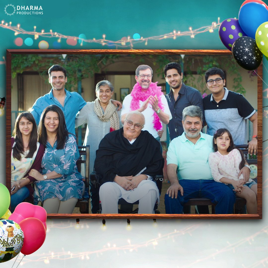 A parampara that keeps the #KapoorAndSons together!👨‍👩‍👦‍👦