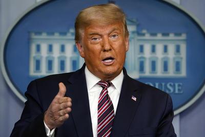 Droht ihm jetzt eine lebenslange Ämtersperre? Das zweite #Amtsenthebungsverfahren gegen den ehemaligen US-Präsidenten #Trump soll in der zweiten Februarwoche beginnen. #USA #impeachment https://t.co/ZfmJlszrwS https://t.co/COw5wvFYC8