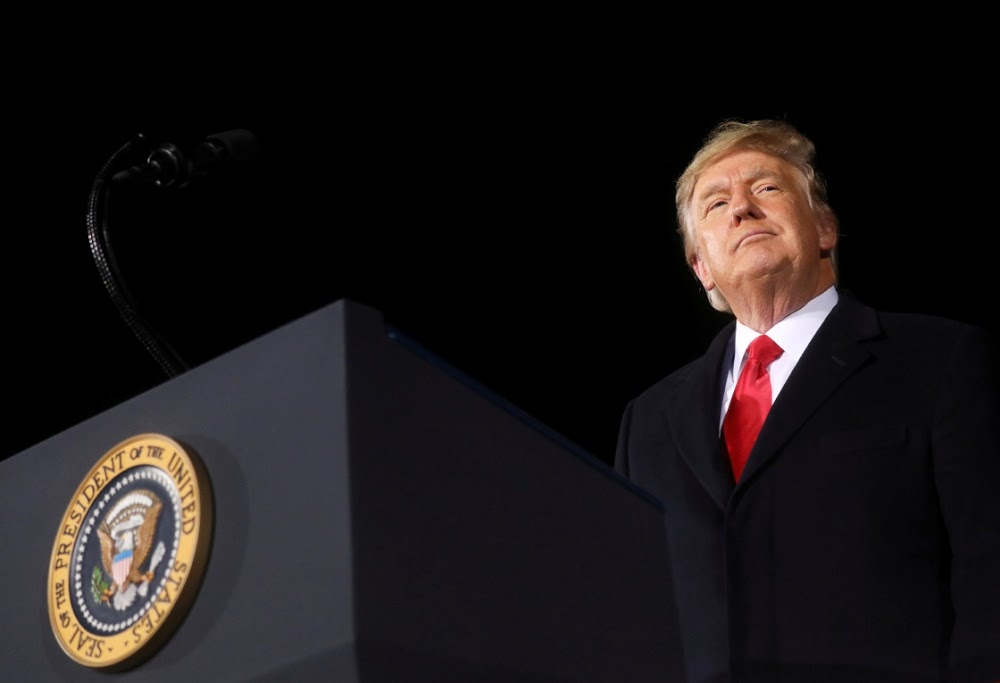 In Senate deal, Trump impeachment trial put off until early February: The leaders of the U.S. Senate agreed on Friday to push back Donald Trump's impeachment trial by two weeks, giving the chamber more time to focus on President Joe Biden's legislative… https://t.co/0fADwpmEiR https://t.co/xt7iAS98U2
