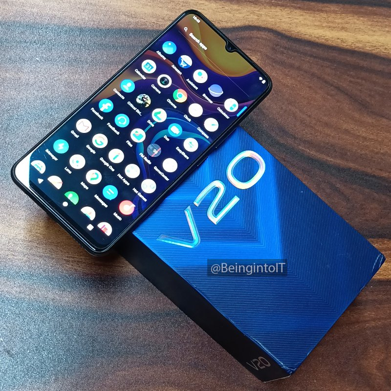 Vivo's V20 smartphone is an ultra-slim and lightweight smartphone. It is priced at Rs. 24,990/-  #vivo  #vivomobiles #vivosmartphone #vivov20 #vivovseries #vivonewmobiles #beingintoit #techinfluencer #techupdates #gadgets #techblogger #technews #technology #bit