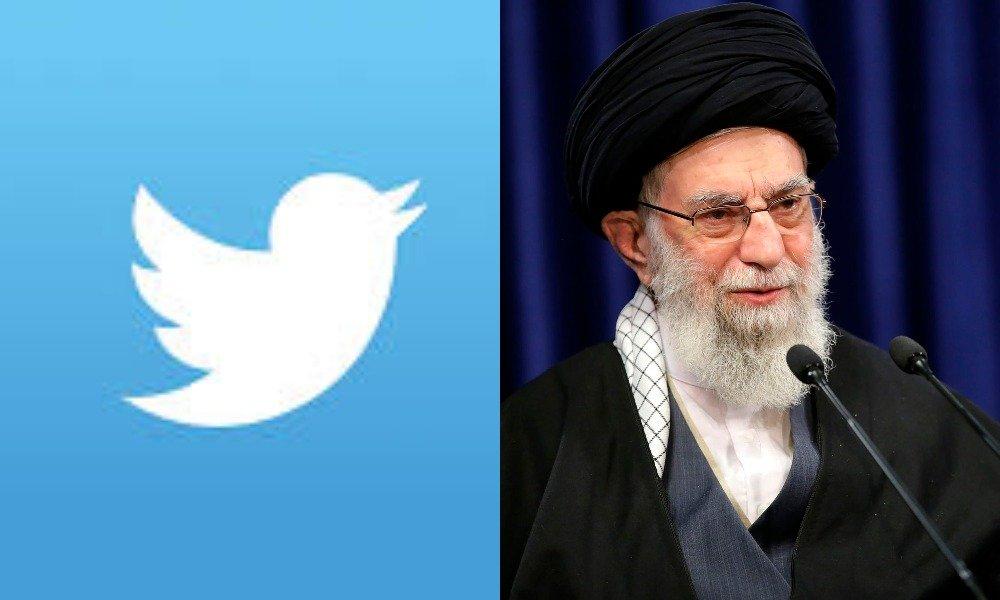Twitter bans account linked to Iran's Ayatollah Khamenei   https://t.co/LQAs1R4jQ9   #US #Iran #Khamenei #Twitter https://t.co/pDLjKkQXvT