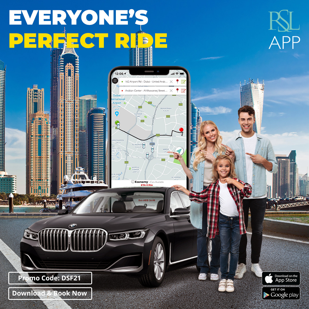 Need to drop your kids to school? Want to invite grandparents over to your home? Meeting with a VIP person? Whoever the person or whatever the age, RSL ride is always the perfect ride for them.  #dubai #abudhabi #airporttaxi #cheaptaxi #airporttransfers #travelgram #work #family
