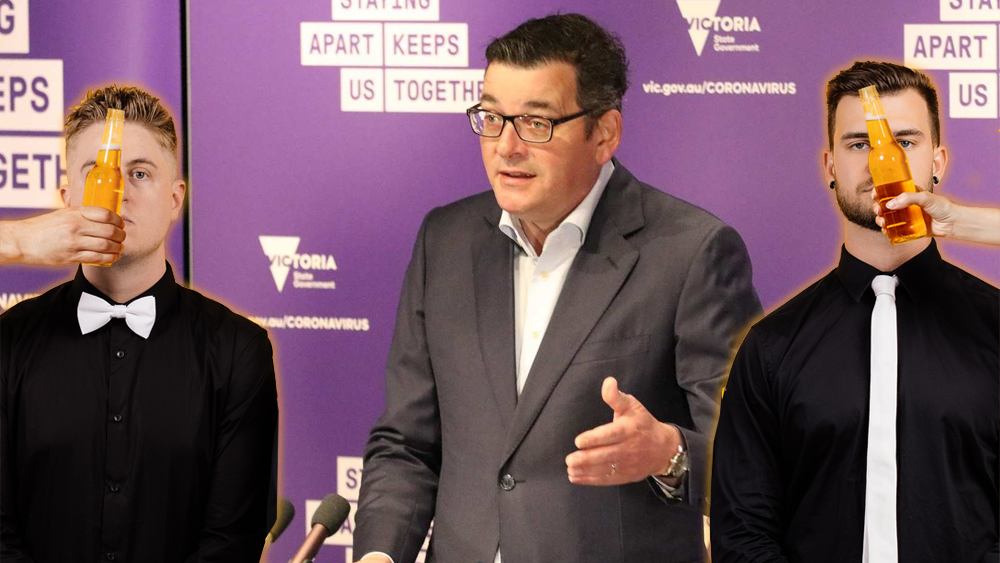 """@mashdnkutcher @DanielAndrewsMP Yep, @DanielAndrewsMP just got into the #Hottest100: """"I'm pleased to be in great company  https://t.co/54DUpcbGTm https://t.co/9PoXCQoBJK"""