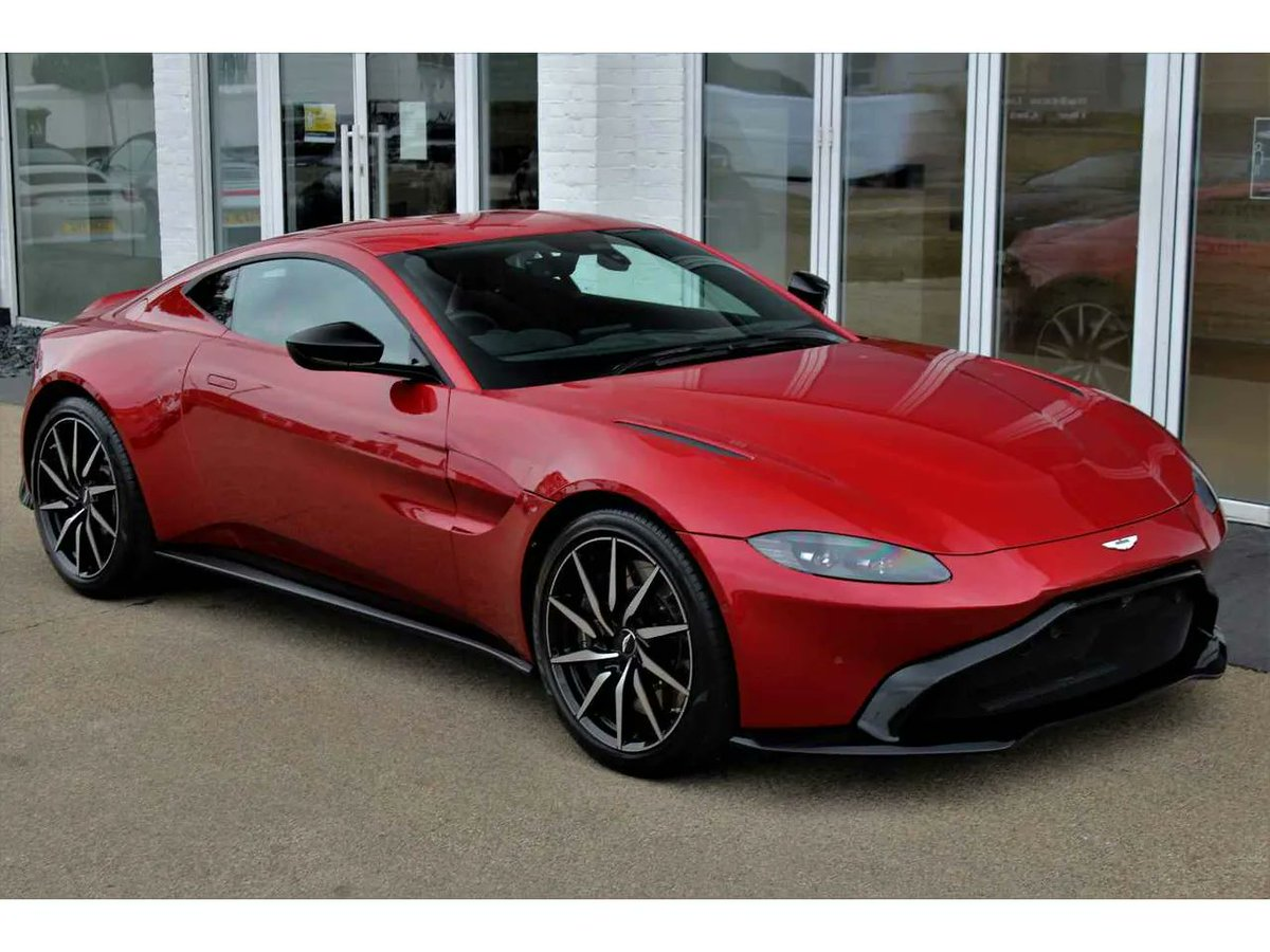 Vantage is raw and instinctive, unwavering in its singular purpose: To overwhelm the senses through its world-renowned design, agile performance and dedicated craftsmanship.  Book your test drive today.  #AstonMartin #Vantage #BeautifulWontBeTamed