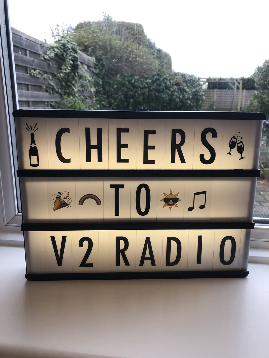 Things that have made me #smile this week.....the Launch of @V2RadioSussex #Orchid flowering @halesmariex #daffodils #Hazel & #Basil #kittens #positivevibes #lockdown3