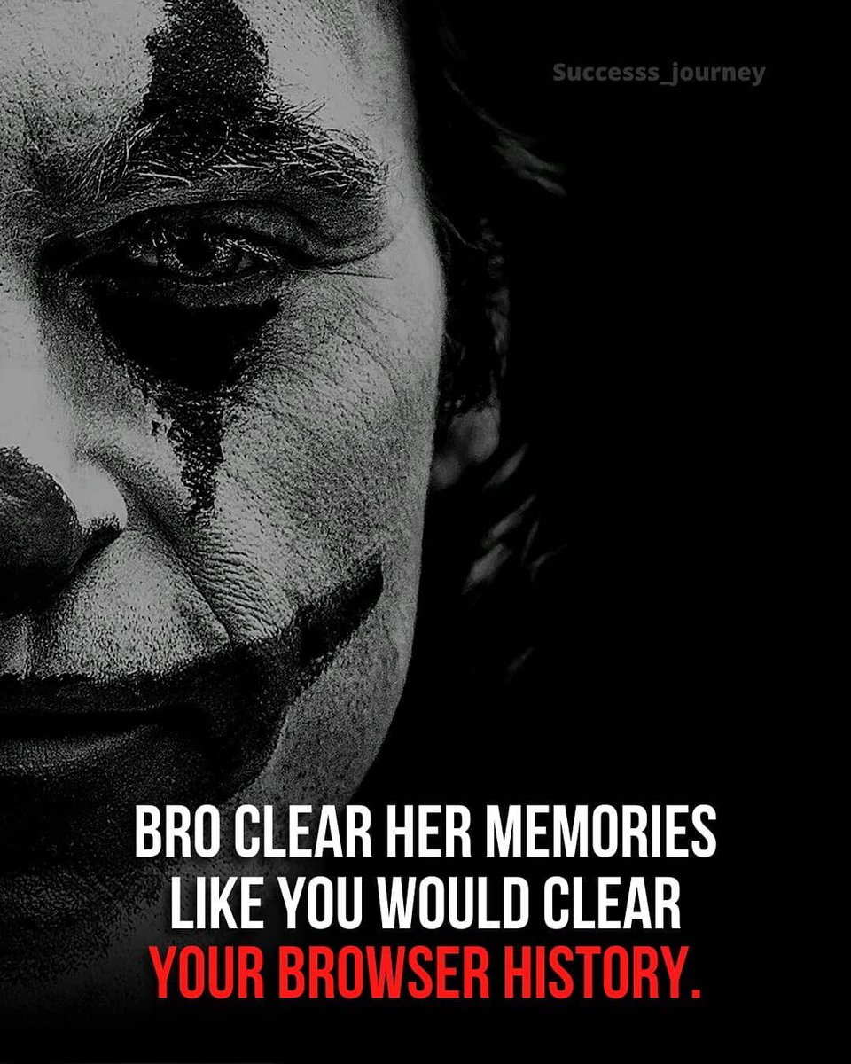 Clear her memories before her memories kill you.... . . . . . . #SaturdayMotivation #wednesdaythought #Motivation