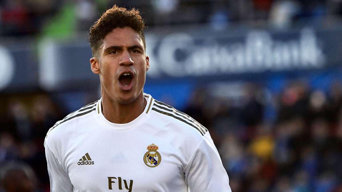 Replying to @GoalAR: رفاييل فاران يريد الرحيل عن ريال مدريد 🙄   وفقًا لصحيفة سبورت 🗞️
