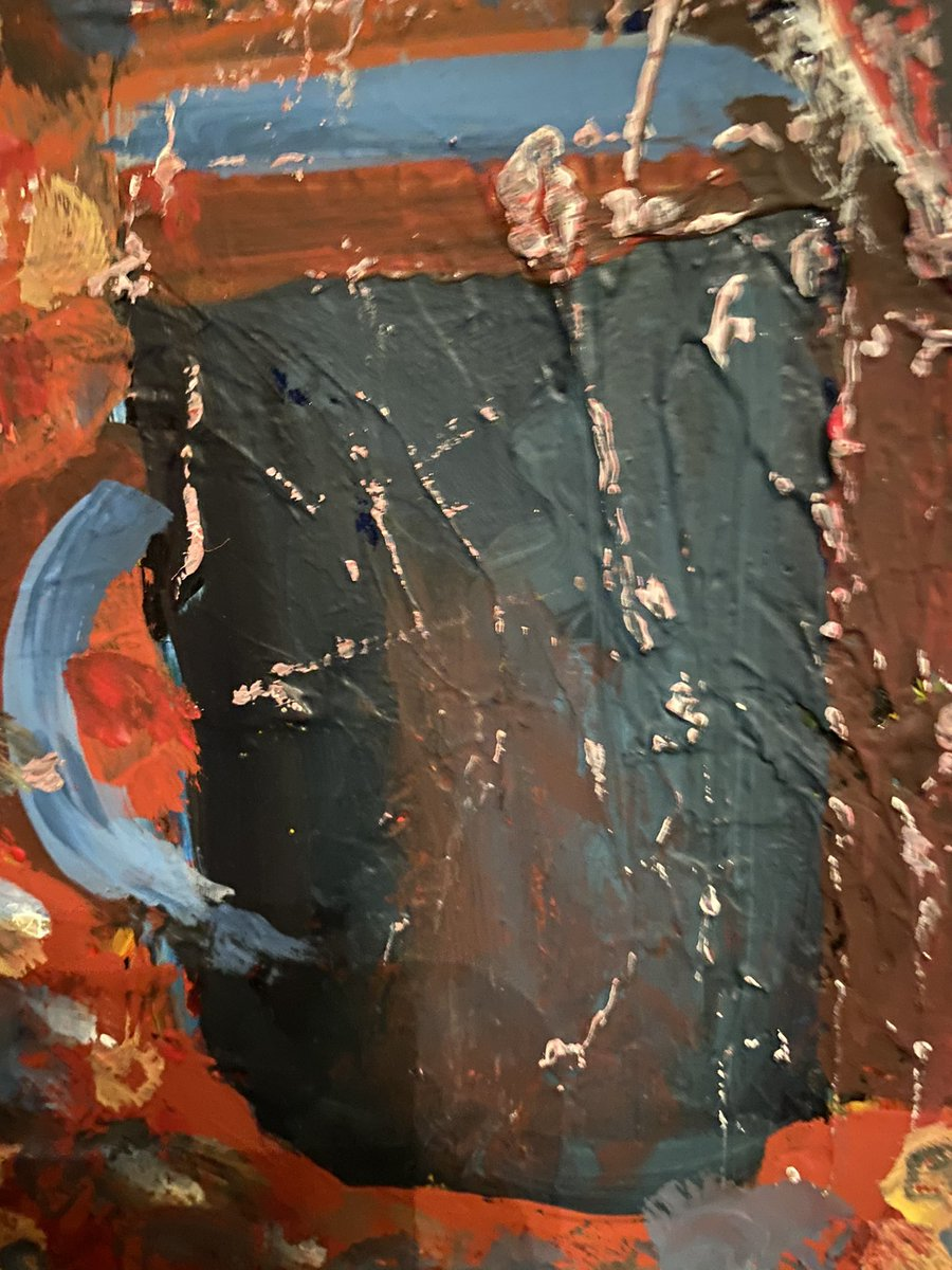 Tazza -acrilico su tela #art #arts #arte #artistsontwitter #artist #artworks #painting #ilustración #artgallery #artcollector #photooftheday #photo #tatto #artlover