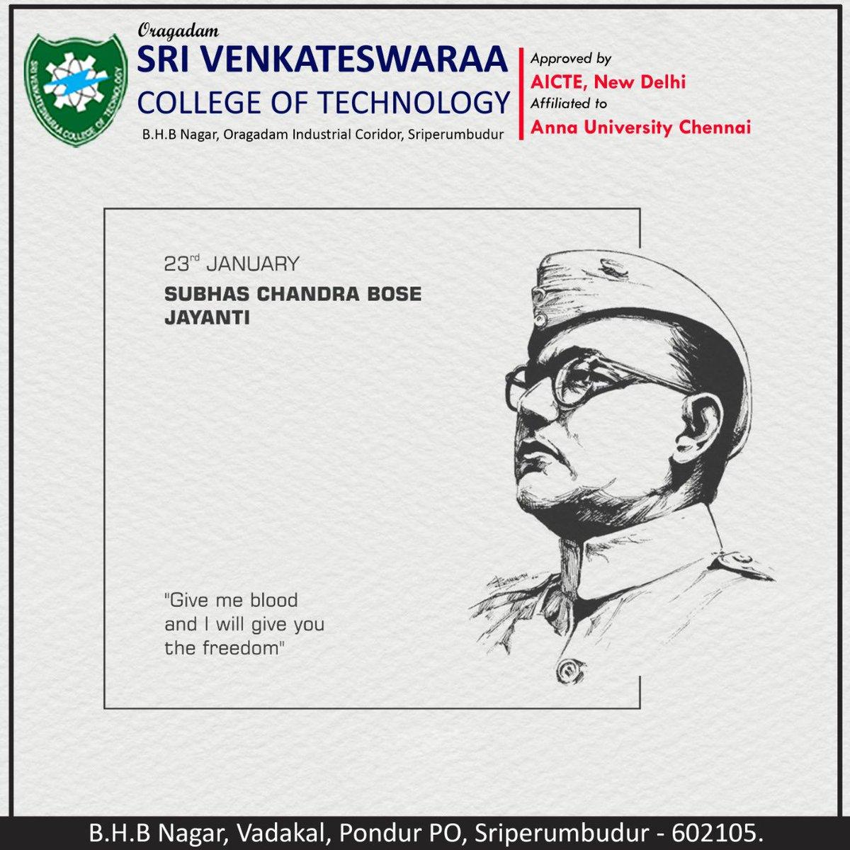 #ParakramDiwas #subashchandrabose #hero