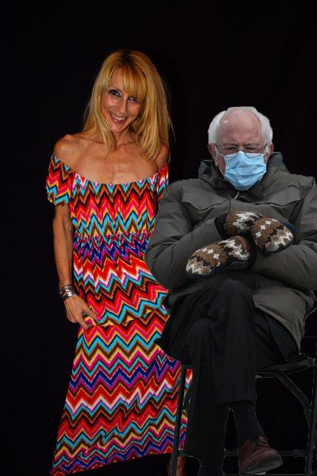 What & not have my way with Bernie too??? #BernieSanders #goddesswives #queenofspades #bbcwhore #facials