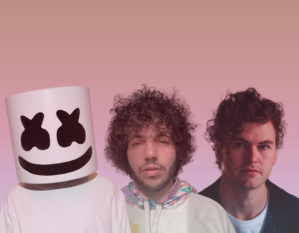 """We don't know about #You, but we love this song. Listen to """"You"""" by @ItsBennyBlanco, @vancejoy, and @marshmellomusic now:"""