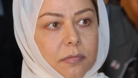 رغد صدام حسين تبعث بتهنئة خاصة لاحد ملوك العرب