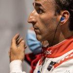Wishing Robert Kubica and @HighClassRacing Team the best of luck today for the 24h of Daytona! 🤜🏻🤛🏻