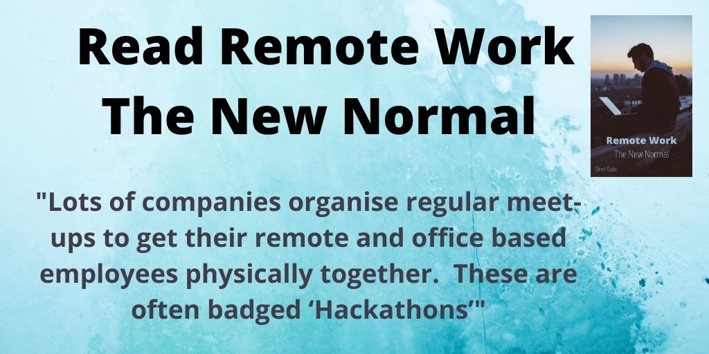 Read Remote Work The New Normal.  A hot topic. Lots of good information, well presented  #COVID #remotework #remotejobs  #workfromhome #digitalnomad #wfh #staysafe #homeoffice
