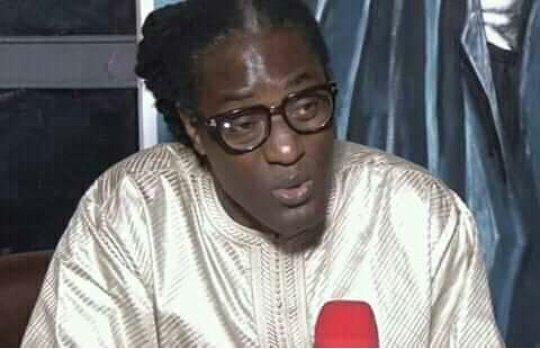 Mame ngor sur la disparition de #diarrySow c'est la faute de Ousmane sonko si #DiarySow avait disparu 😂😂