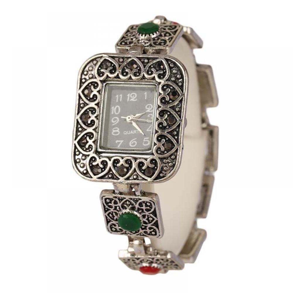 Women's Ethnic Style Bracelet Watches #ootd #beauty