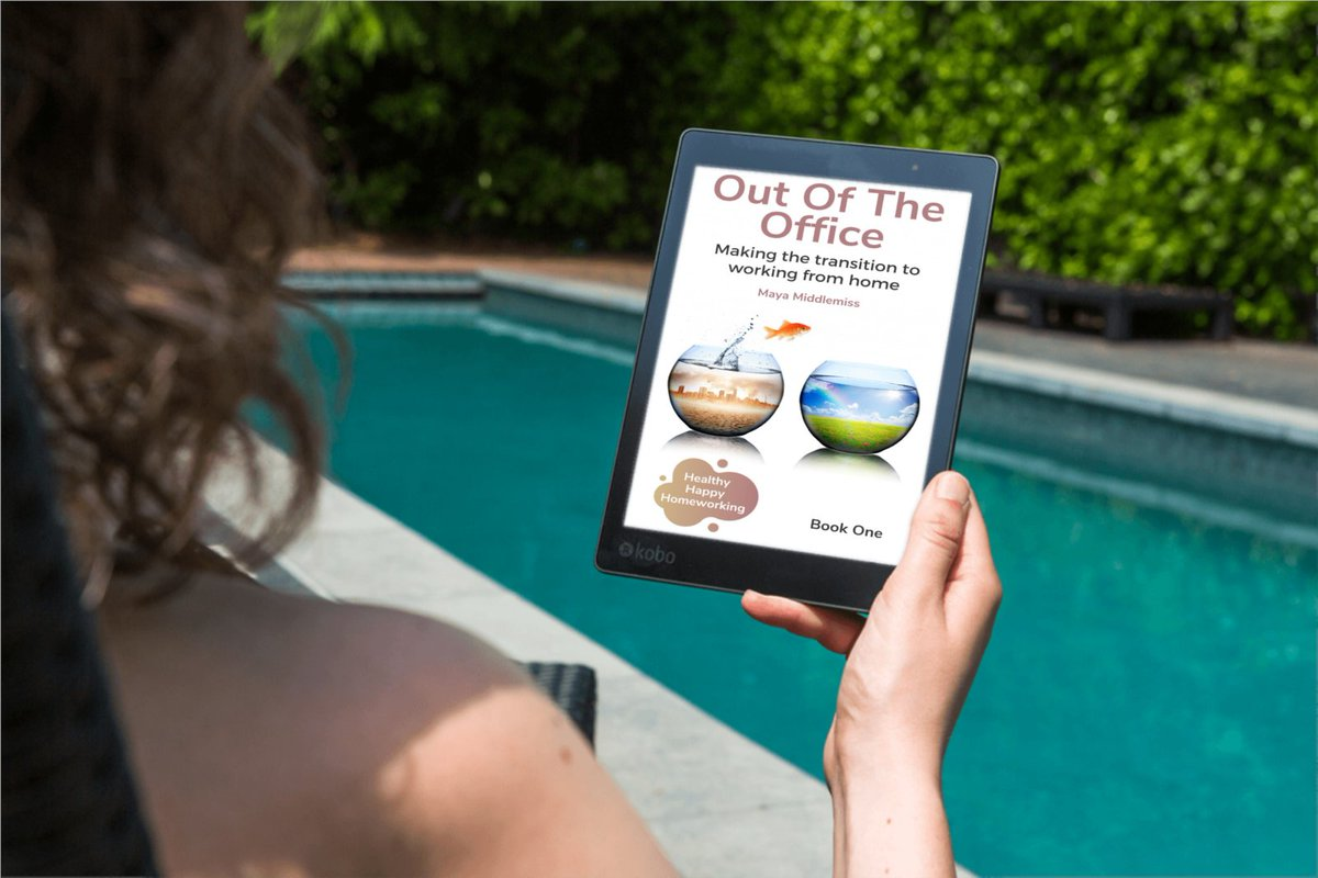 Healthy Happy Homeworking: the new book series for 2020 and beyond, helping you #wfh on your own terms and enjoy the #remoteworklifestyle you deserve