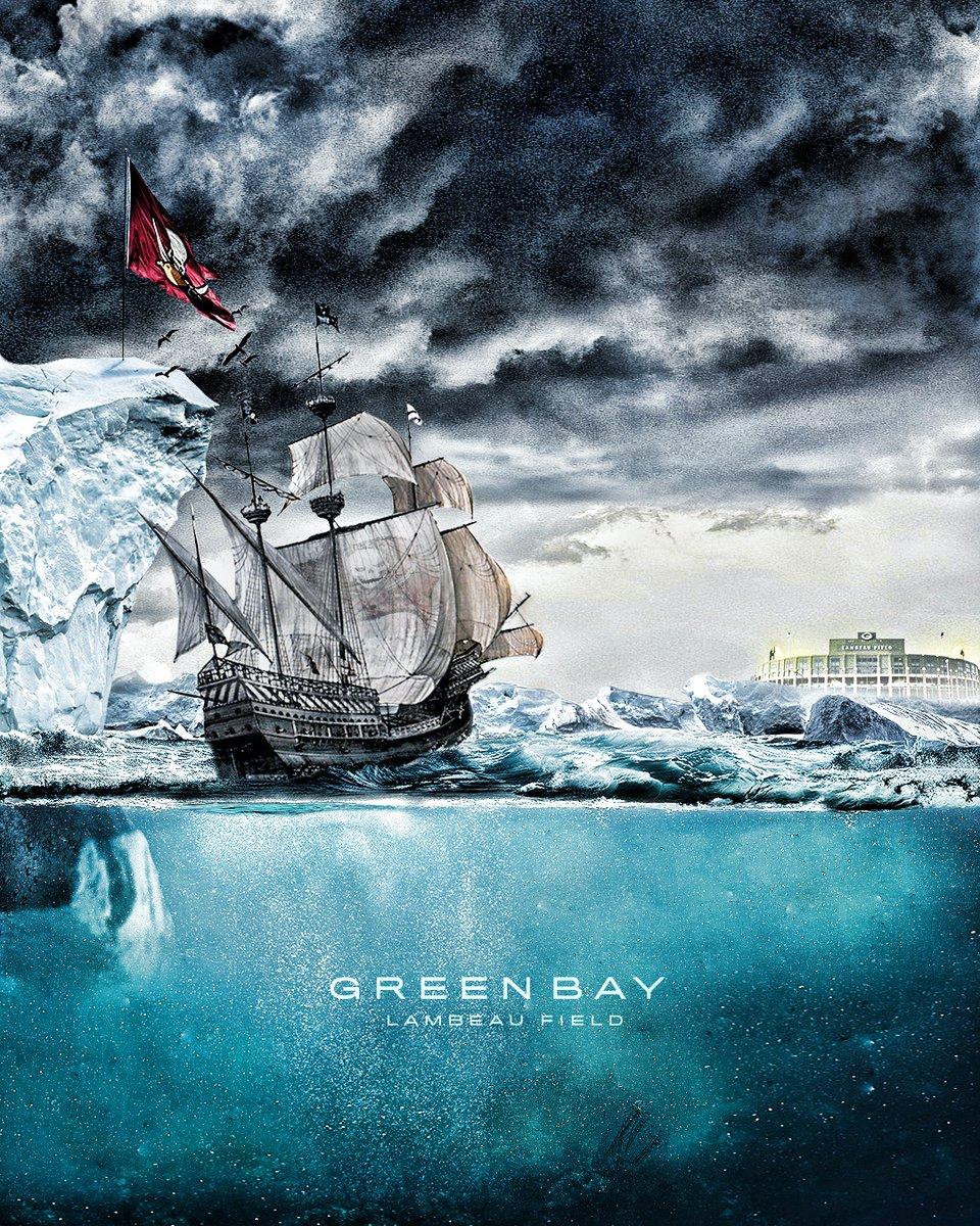 """""""Takin' this ship to the tundra!"""" -@RobGronkowski"""