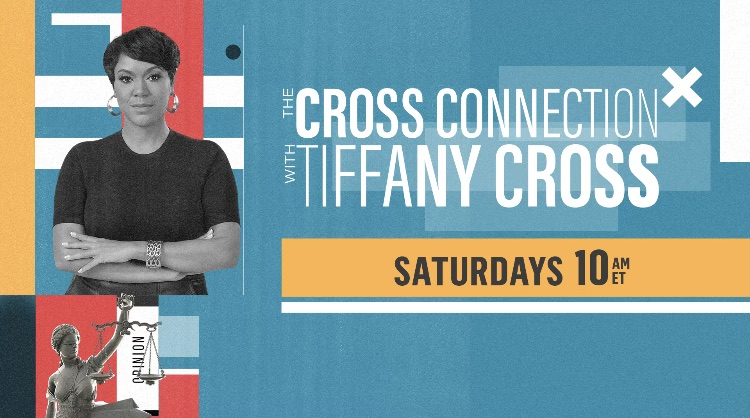 The @CrossConnection is coming up! Please join @TiffanyDCross at 10 AM ET this #SaturdayMorning on @MSNBC. RETWEET if you'll be watching!